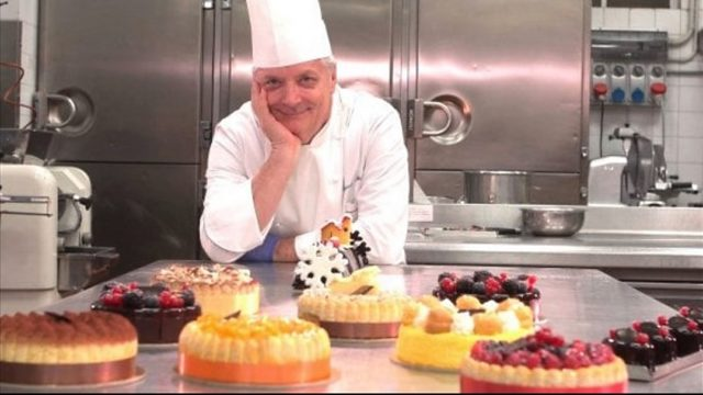 Dopo l'apertura di Torino, Iginio Massari è stato eletto miglior pasticcere d'Italia