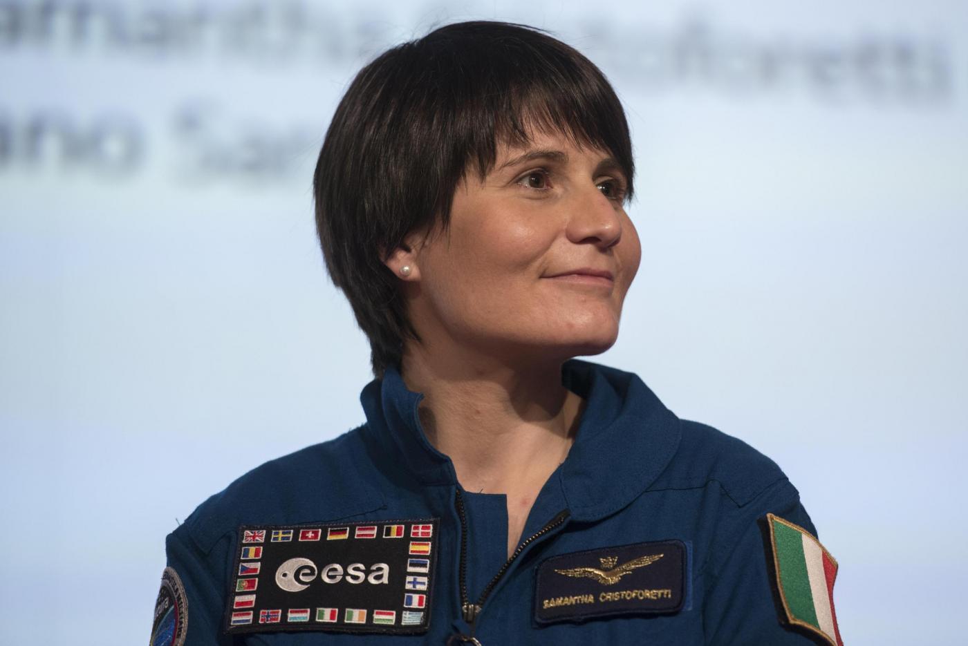 Dal Politecnico di Torino una laurea ad honorem per Samantha Cristoforetti