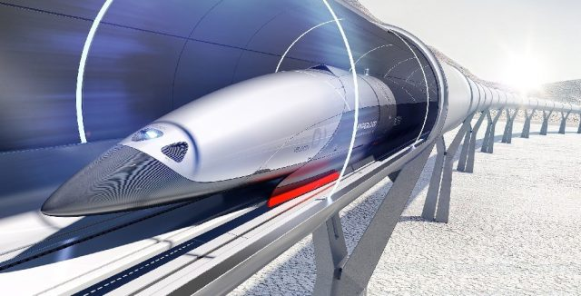 Presentato a Torino il treno magnetico che viaggia a 1200 km/h: farà la Torino-Milano in 7 minuti