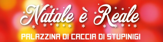 Natale è Reale Stupinigi Torino