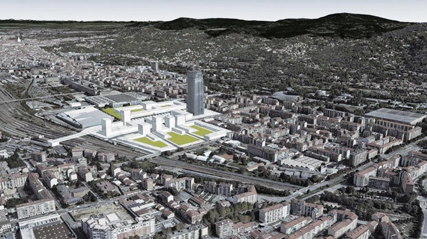 Parco della Salute di Torino, un team di esperti valuterà i progetti
