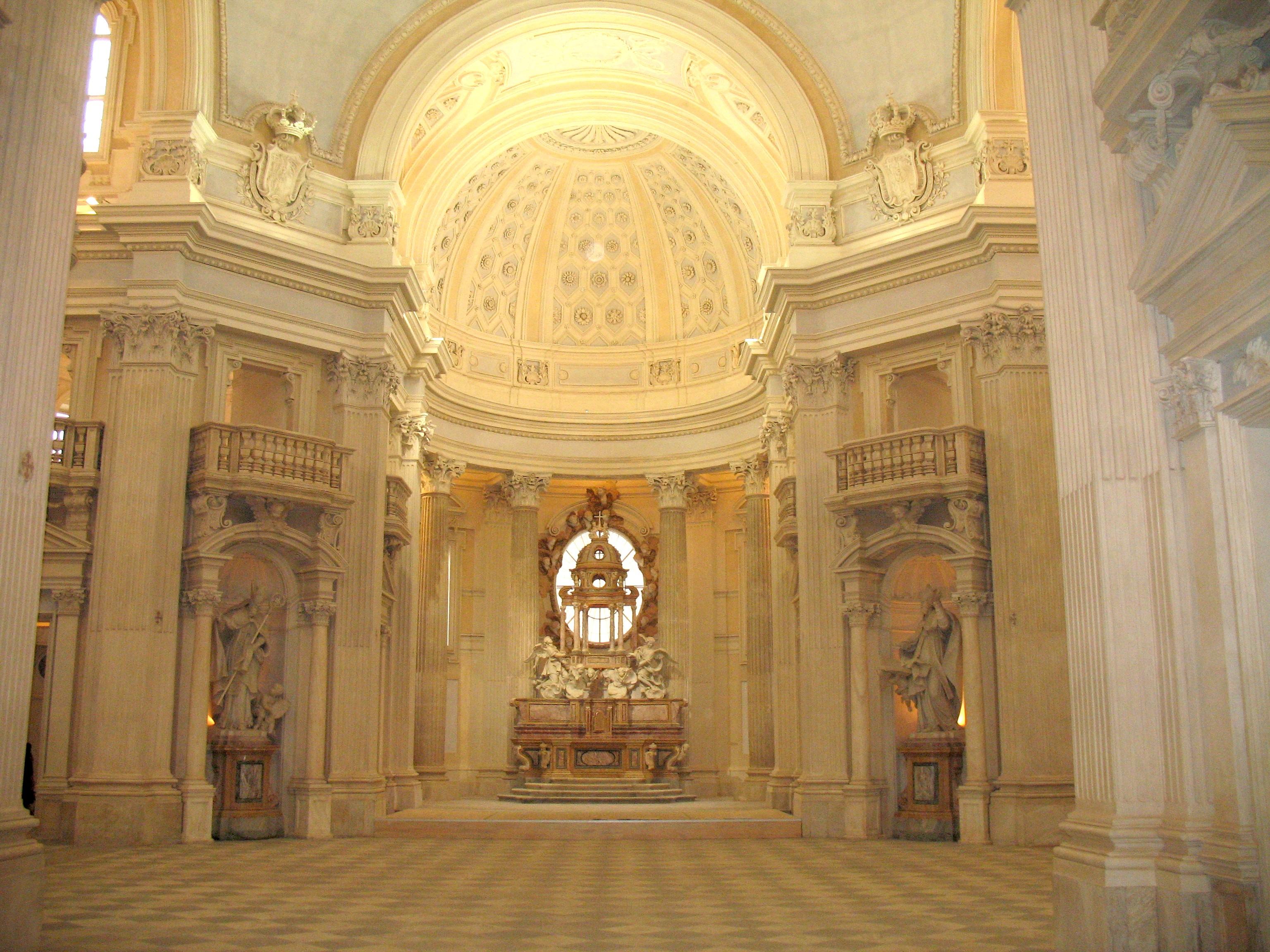Photo of A Venaria Reale riapre la Sacrestia della Cappella di Sant'Uberto