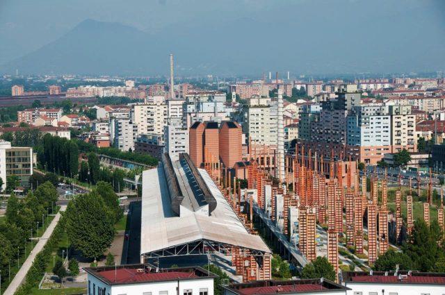 Verde pubblico Torino