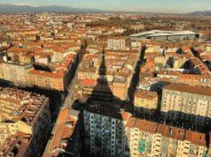 Vento a Torino, raffiche superiori ai 55 km all'ora