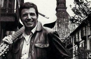 A Torino una targa in ricordo di Gipo Farassino: sarà posata sulla casa dove nacque e visse il cantautore