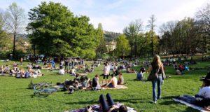 Arrivano i droni al Parco del Valentino: serviranno per sorvegliare e garantire sicurezza