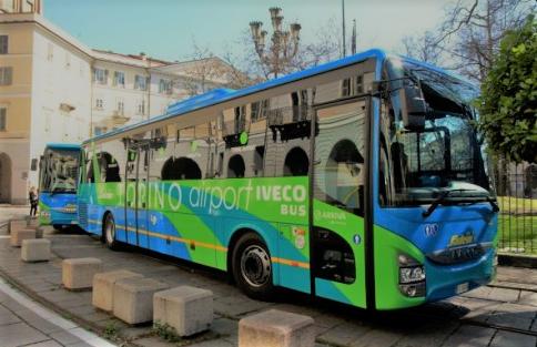 Photo of Bus Express Torino-Caselle: dall'aeroporto al centro di Torino in mezzora
