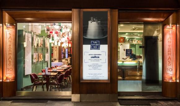 Photo of Caffè San Tommaso, si rinnova il locale di Torino dove fu fondata la Lavazza