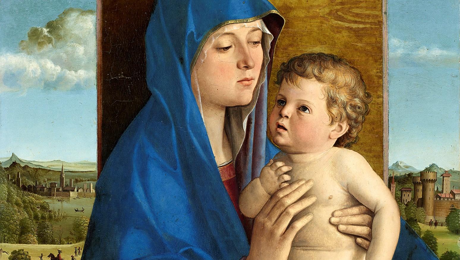 """Photo of Al Grattacielo Sanpaolo """"La Madonna con il Bambino"""" di Bellini, la mostra gratuita per Natale"""