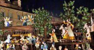 Presepe Borgo Medievale
