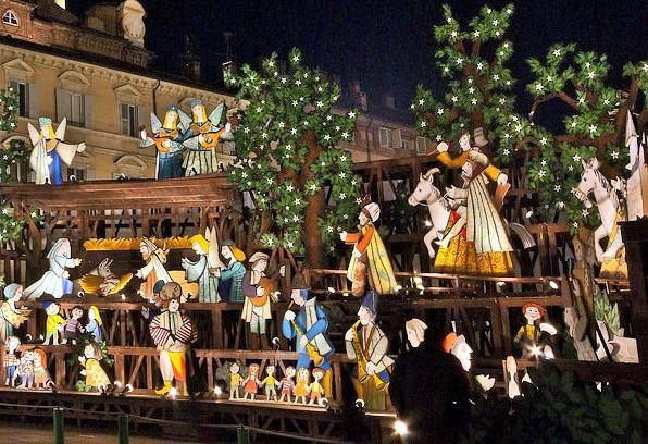 Photo of Al Borgo Medievale si accende il presepe di Luzzati, spettacoli di magia per l'Immacolata