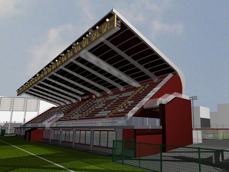 Stadio Filadelfia Torino
