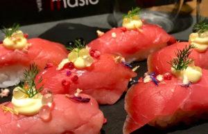 Sushi carne cruda Torino