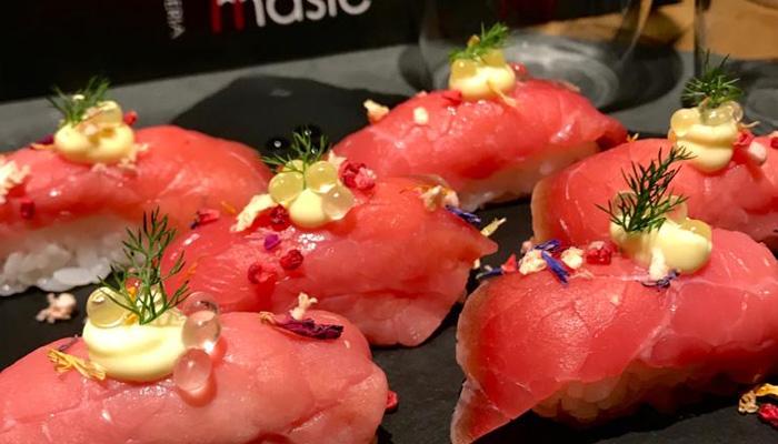 Photo of Sushi del Maslè: a Torino il locale che propone sushi di carne cruda piemontese