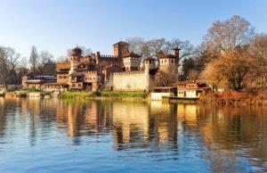 Il Borgo Medievale di Torino diventa set di una fiction inglese sulle streghe