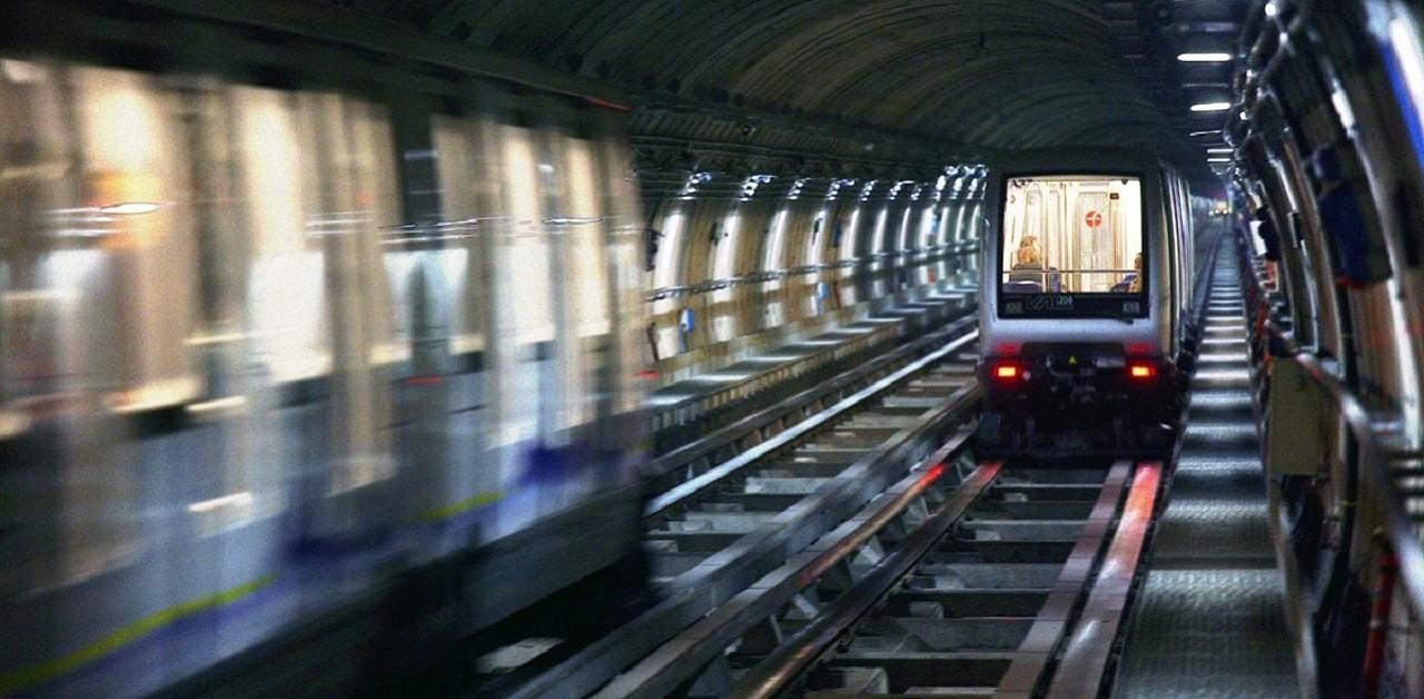 Tunnel linea metropolitana Torino