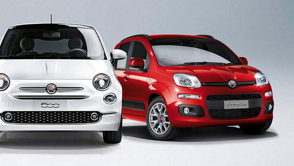 Photo of FCA lancia Fiat 500 e Fiat Panda in versione ibrida: novità da febbraio