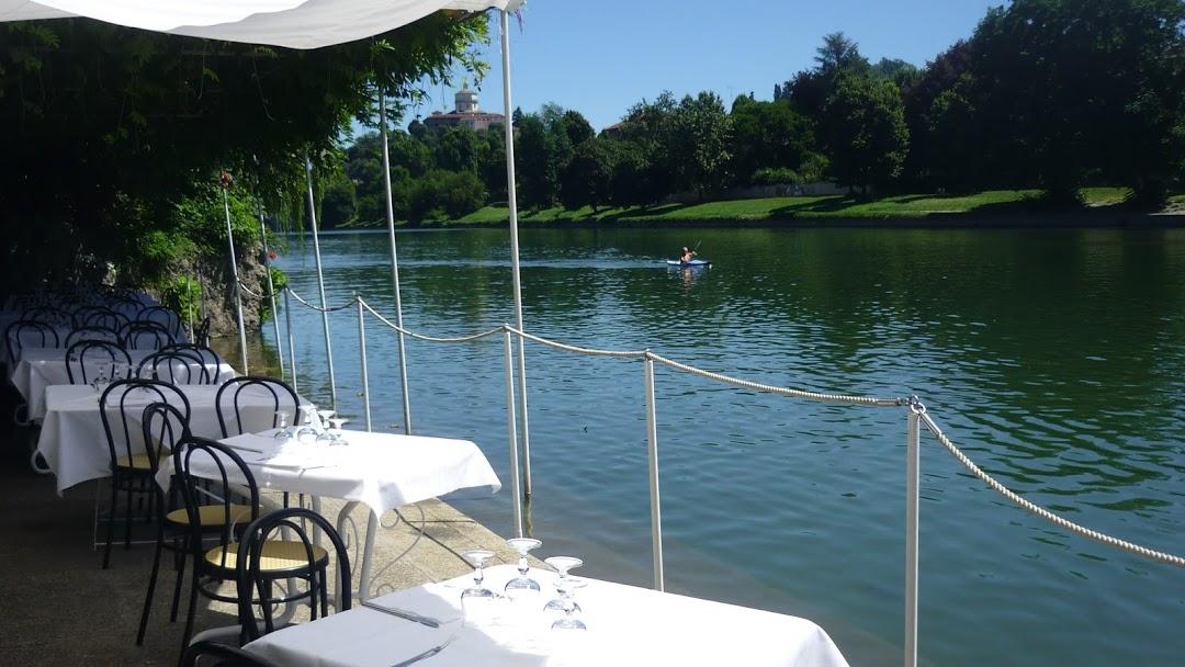terrazza sul fiume Po a Torino