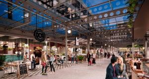 Prosegue il restyling dell'8Gallery: l'area commerciale verrà ampliata
