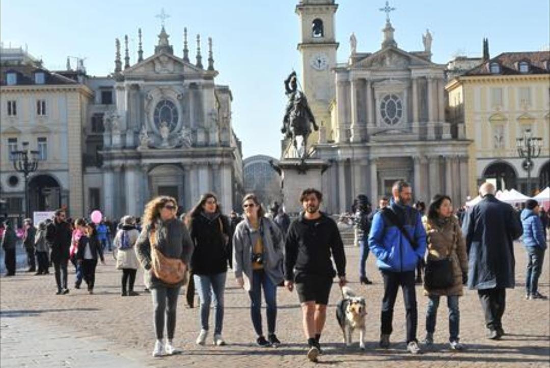 Photo of Il 2019 anno da record per il turismo a Torino: quasi un milione e mezzo di arrivi