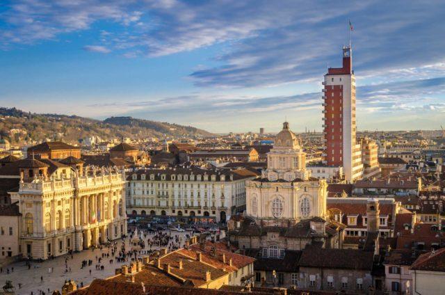 Boom di turisti a Torino per Natale e Capodanno