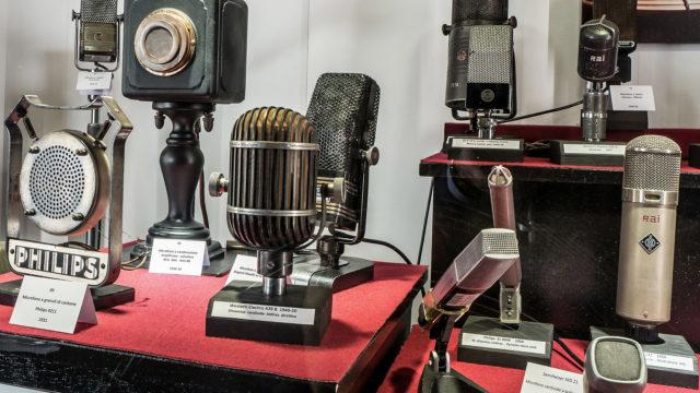 Apertura straordinaria al Museo della Radio e della Televisione Rai di Torino: viaggio nel mondo della tv