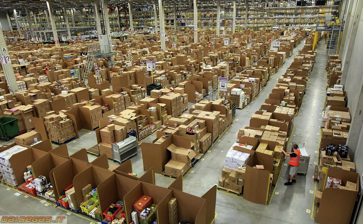 Photo of Si espande il centro Amazon di Torrazza Piemonte: 1200 posti di lavoro entro tre anni