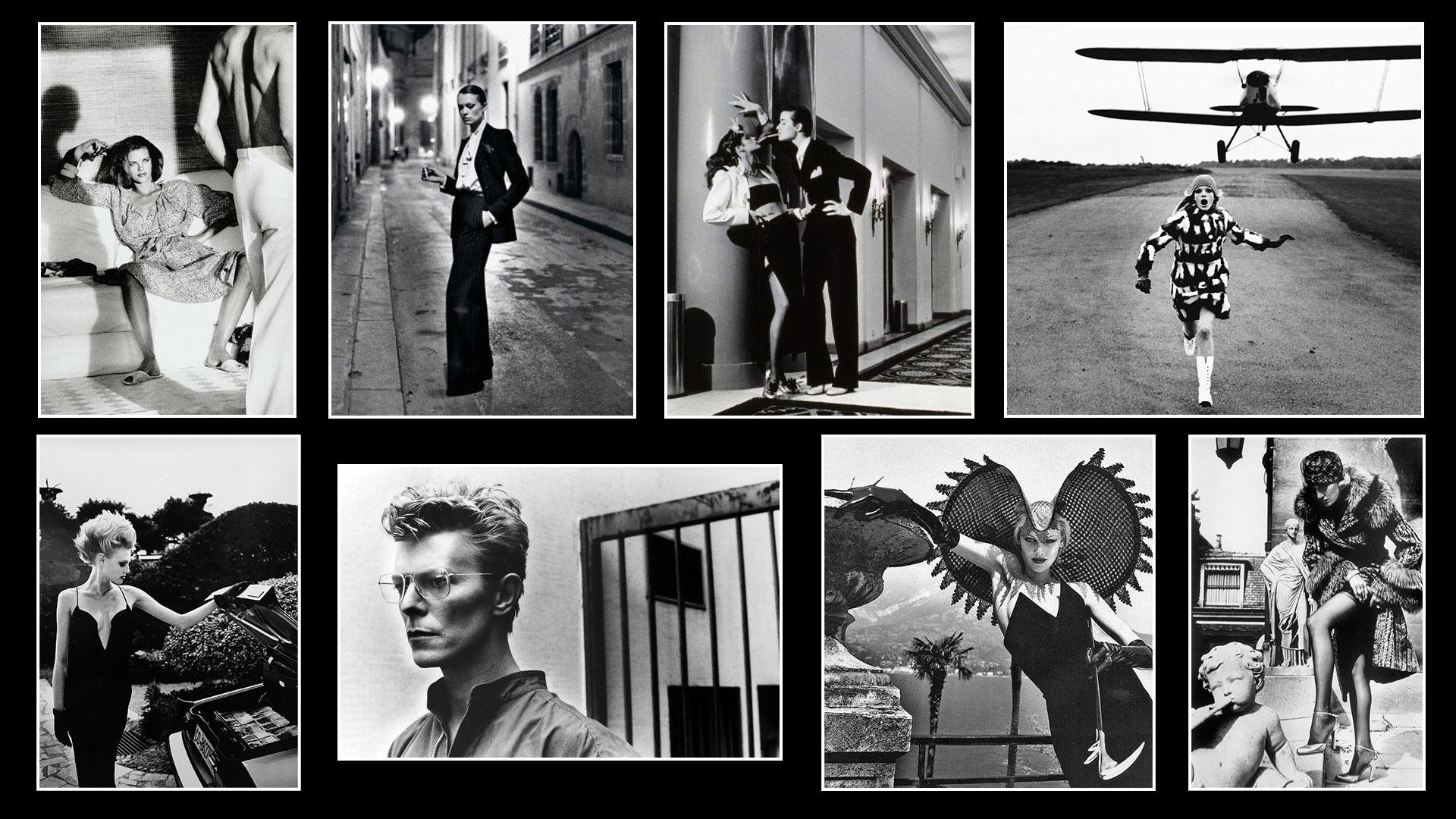 Photo of Helmut Newton, il celebre fotografo in mostra alla GAM, tra gli scatti anche due torinesi