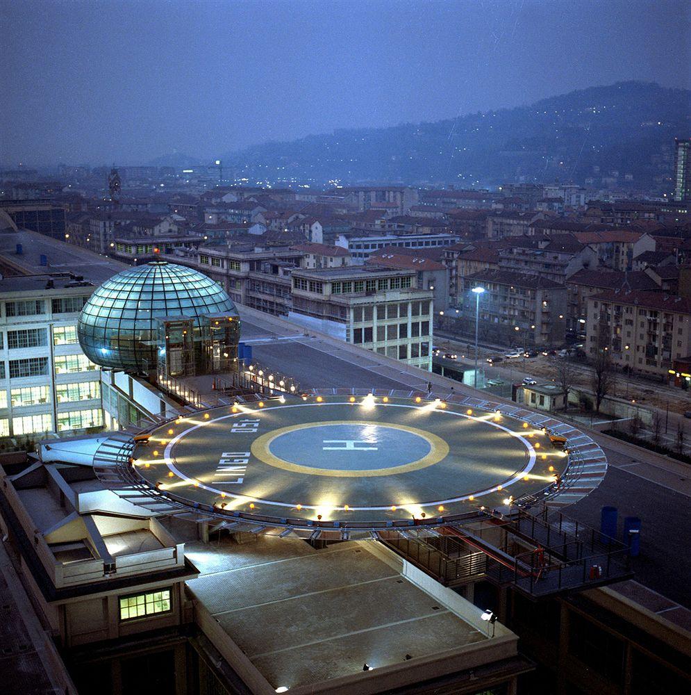 Photo of La bolla di vetro e acciaio, l'opera che osserva Torino dall'alto