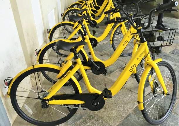 Photo of La nuova flotta di biciclette ToBike comprate in stock dall'e-commerce cinese