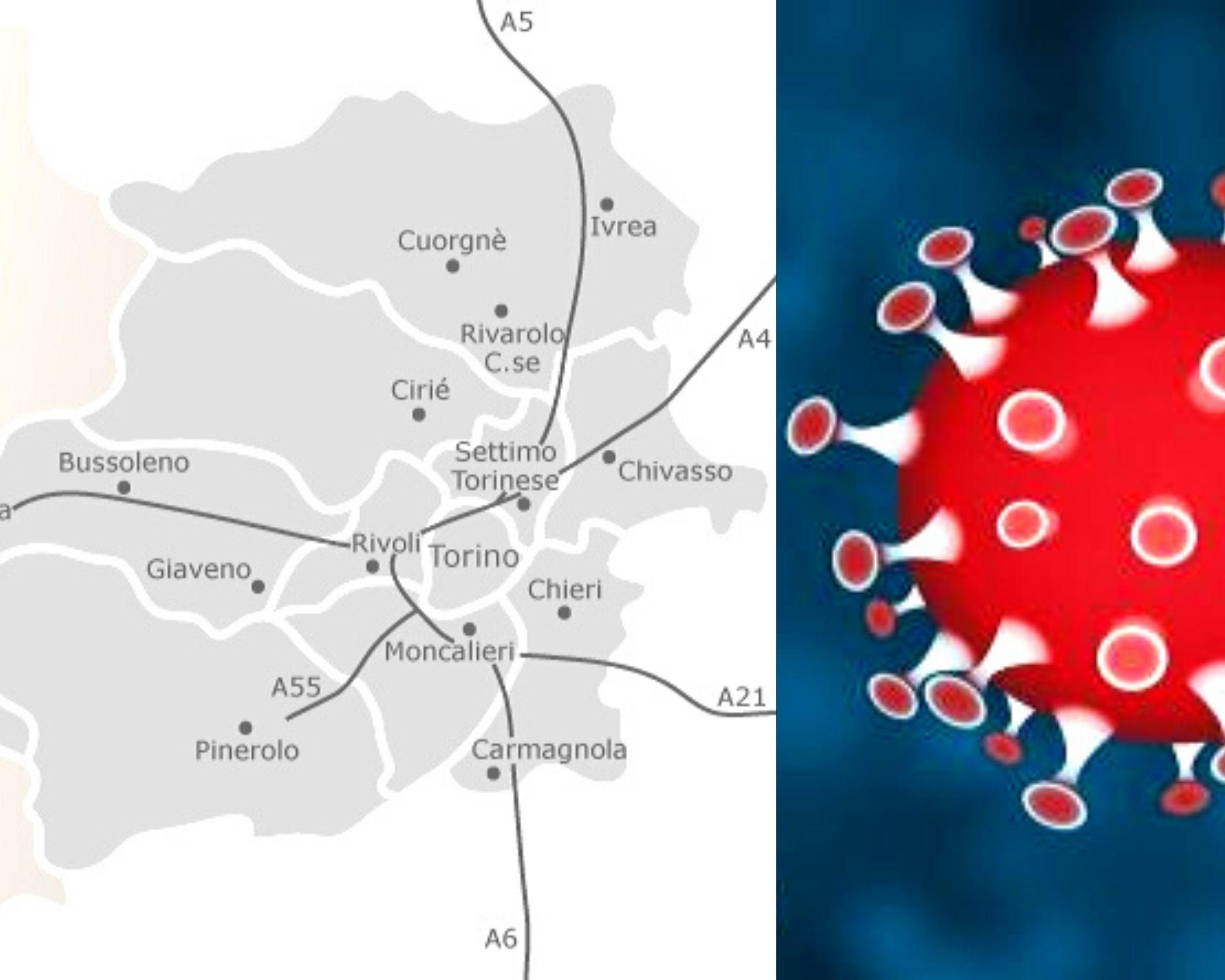 Photo of Coronavirus, il numero di contagi nei comuni della provincia di Torino – La cintura
