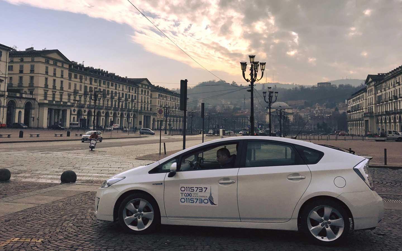 Taxi di Torino