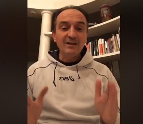 """Photo of Stare a casa funziona. Cirio: """"la curva dei contagiati in Piemonte sta scendendo"""""""