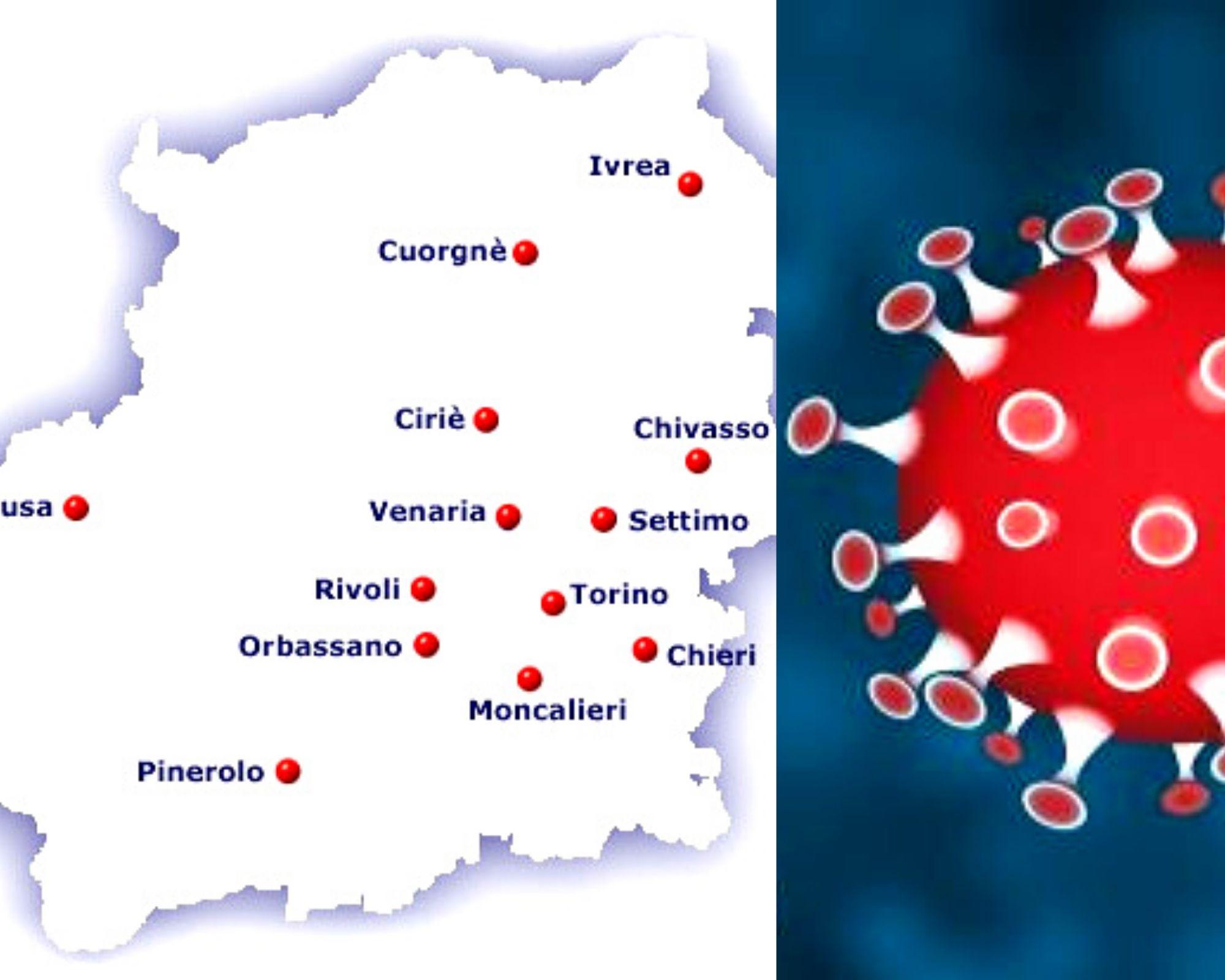 Photo of Coronavirus, il numero di contagi nei comuni della provincia di Torino – Le Valli