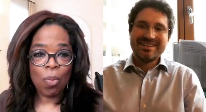 Photo of L'americana Oprah Winfrey intervista un medico piemontese come esempio per il mondo