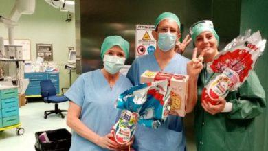 Photo of In Piemonte colombe pasquali e uova negli ospedali: la donazione per chi sta in trincea