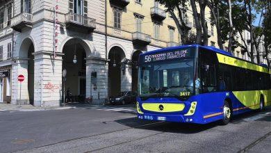 Photo of Fase due, a Torino più bus e tram in circolazione e metro sorvegliata