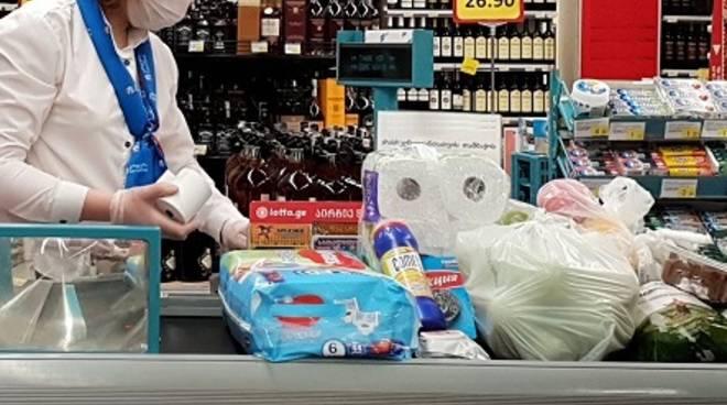 Piemonte Sciopero Supermercati