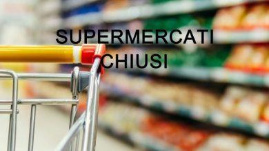 Photo of Supermercati chiusi a Pasqua e pasquetta a Torino e in tutto il Piemonte, l'ordinanza di Cirio