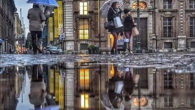Photo of Meteo a Torino, inizia una settimana di maltempo: pioggia prevista per quasi tutti i giorni