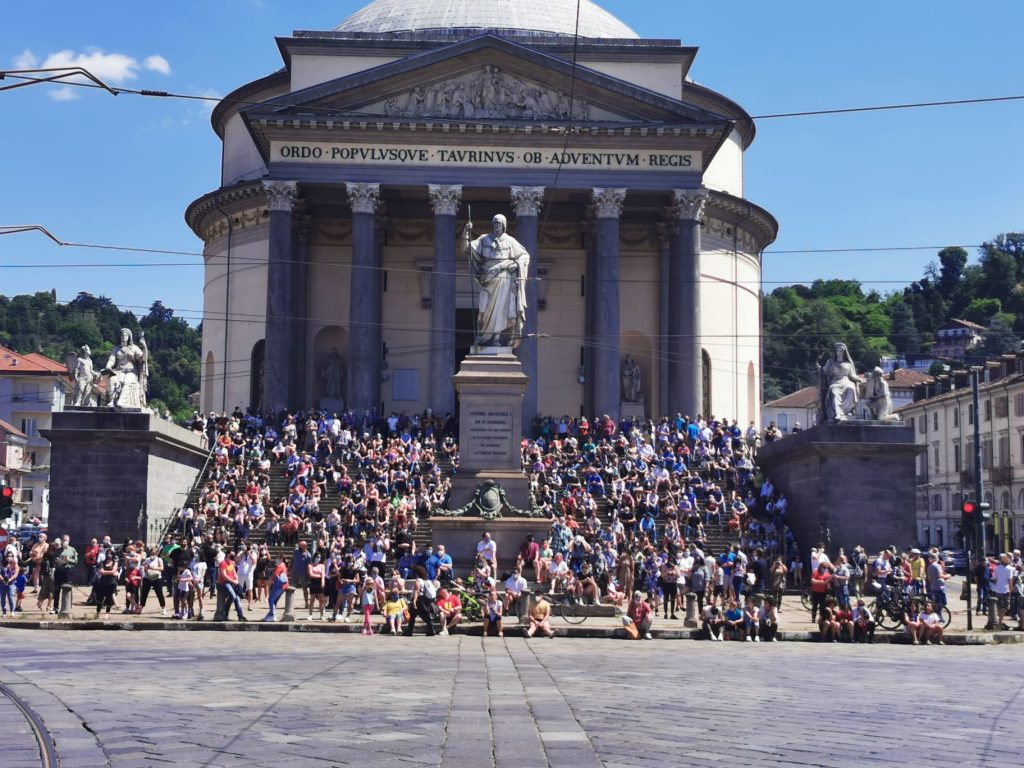 Torino Assembramenti