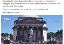 Photo of A Torino assembramenti per le Frecce Tricolori, Cirio e Appendino prendono provvedimenti