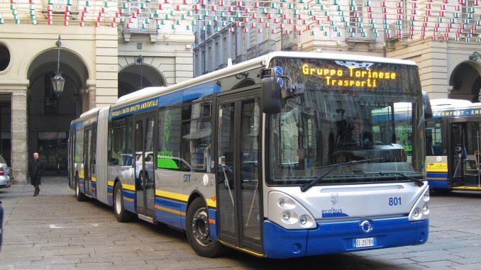 gtt auto bus torino