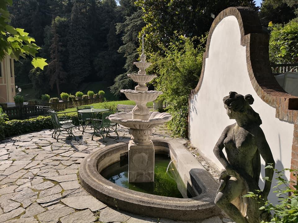 Villa Sassi Torino Giardino