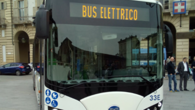 Photo of Arrivano a Torino altri 100 bus elettrici entro il 2021.