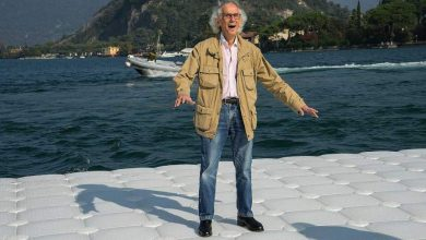Photo of Christo Vladimirov Javacheff: addio al maestro della Land art.