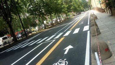 Photo of In arrivo a Torino una pista ciclabile: occuperà il controviale di corso Vittorio in zona Tribunale