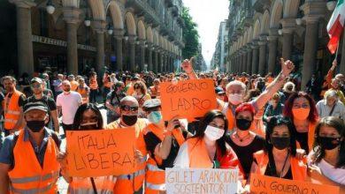 Photo of Chiara Appendino contro i gilet arancioni: la Sindaca non approva i manifestanti