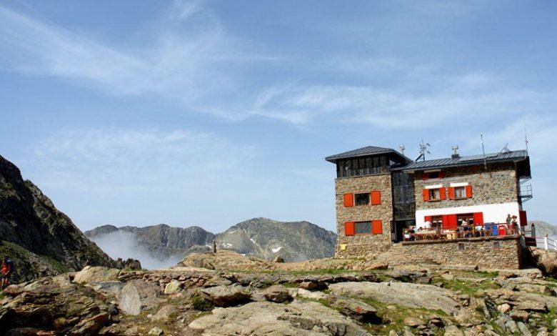 Rifugi alpini del Piemonte