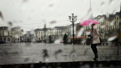 Photo of Previsioni del meteo a Torino, tempo instabile nelle prossime ore: dopo le piogge arriva il sole